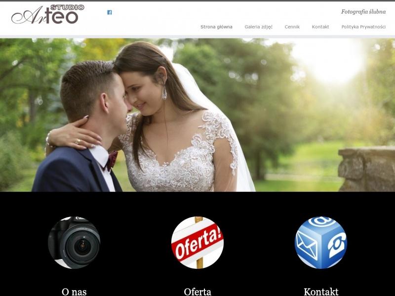 Arteo Studio - usługi foto i wideo