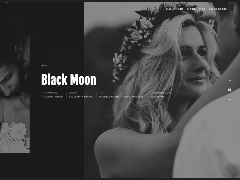 The Black Moon - Filmowanie wesel