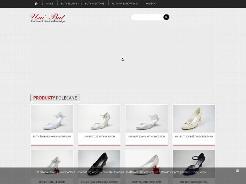 Unibut - buty damskie duże rozmiary