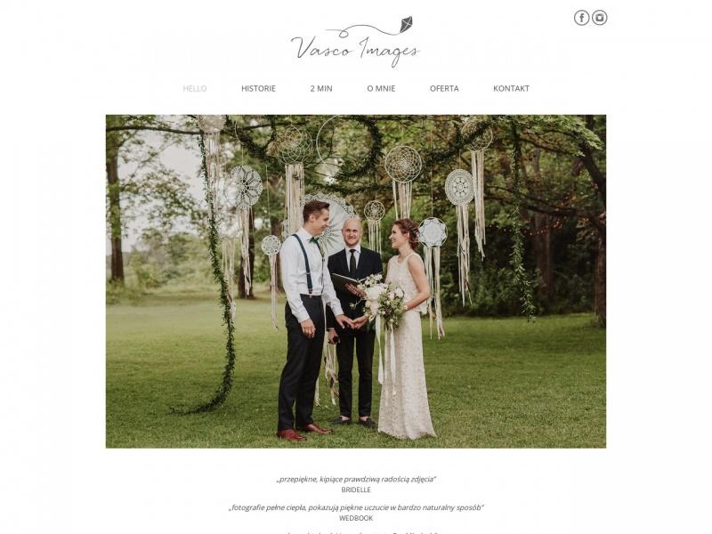 Vasco Images - fotografia ślubna